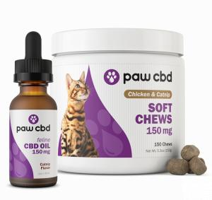 Paw CBD for Cats
