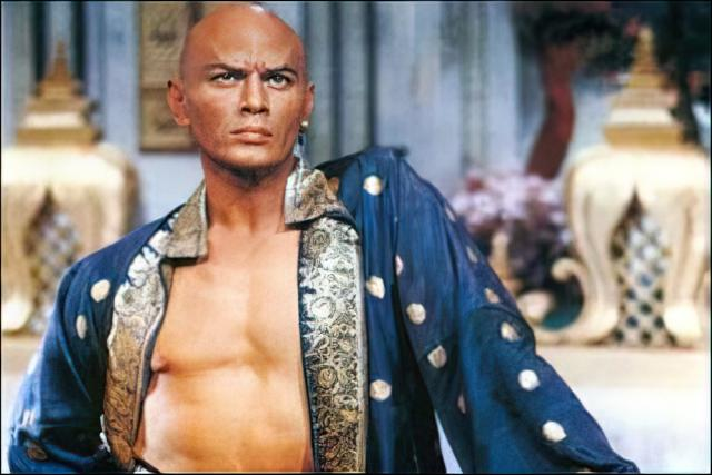 """Yul Brynner, """"The King and I"""""""