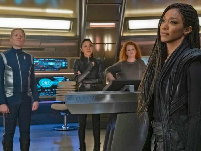 Review: 'Star Trek: Discovery' Caps Season 3 with Verve and Hope