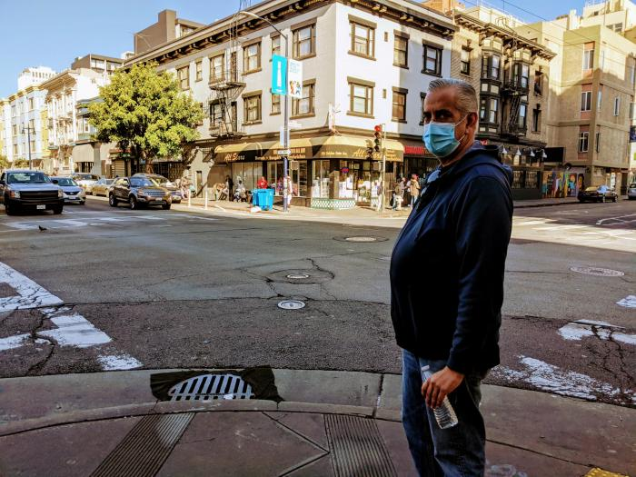 """Tom Wolf advocates for better treatment for those with addiction disorders and stiffer penalties for dealers. Nearly 40% of the city's overdose deaths occured in the Tenderloin — an infamous """"containment zone"""" for many of San Francisco's social ills."""