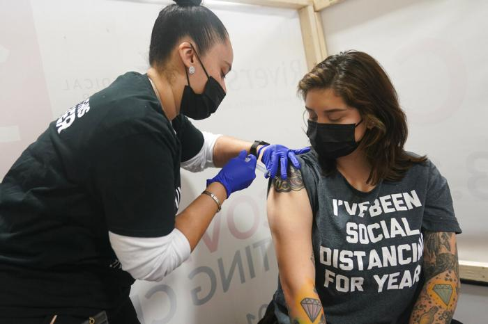 Connecticut Is Doling Out Vaccines Based Strictly on Age. It's Simpler, but Is it Fair?