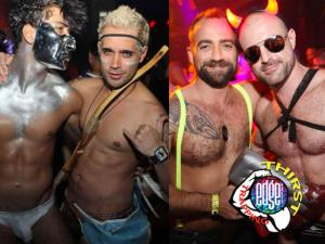 Thirst trapping -- Halloween Hunks Over the Years