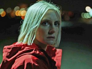 Review: 'Hunted' Reimagines 'Little Red Riding Hood' as Tale of Survival, Murderous Pursuit